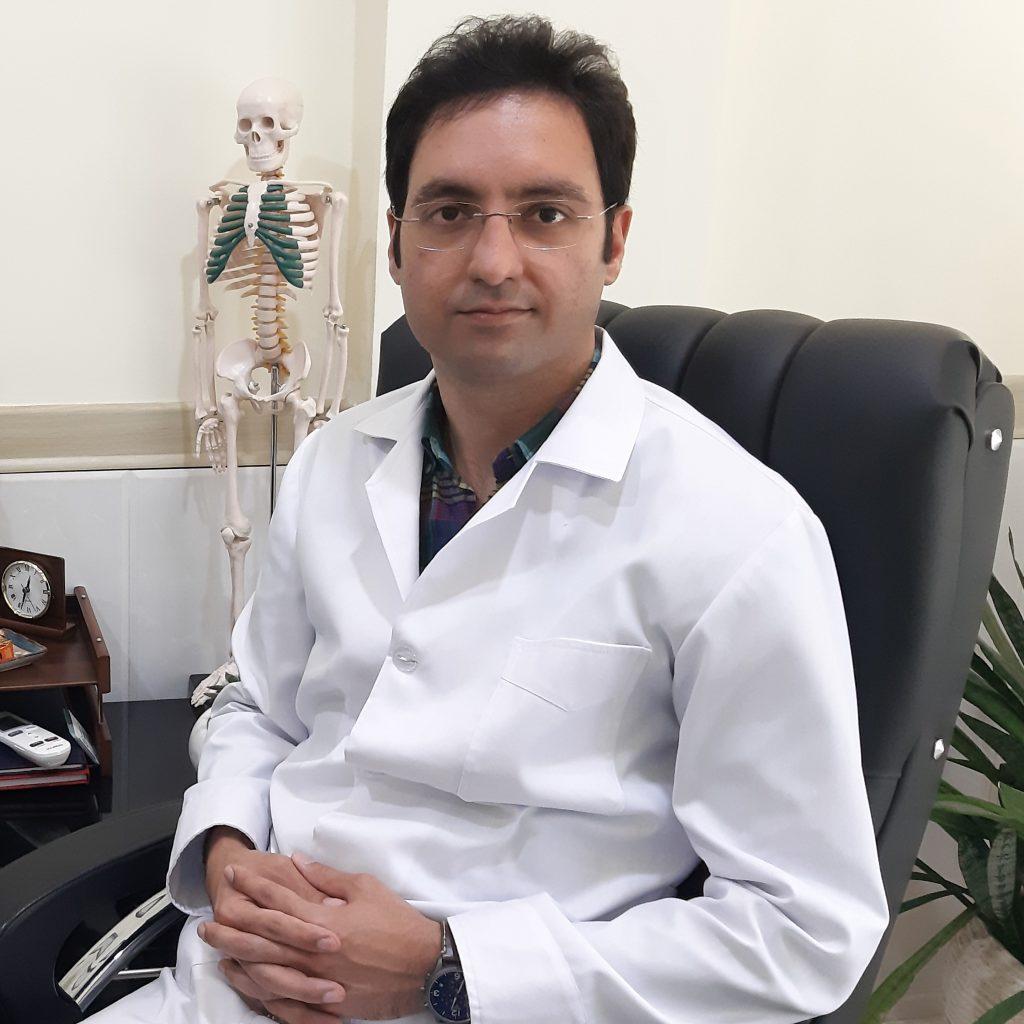 دکتر امیررضا بیک محمدی